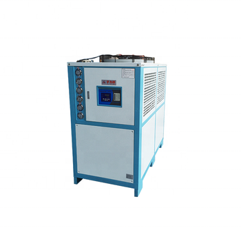 Zillion 1-50HP Air-cooled Chiller 220V 380V 415V for injection moulding machine drinking water plant evaporative water cooler
