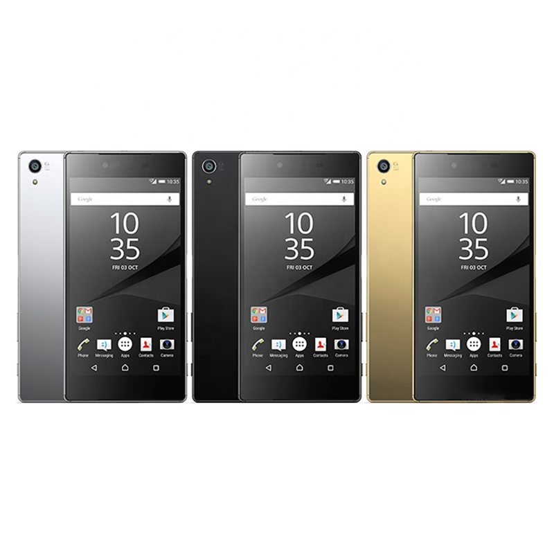 Xperia Z5 Premium E6883 5.5 Inches Octa Core 3GB 32GB <strong>Dual</strong> <strong>SIM</strong> 4G <strong>LTE</strong> 23.0MP 2160x3840 Cellphone