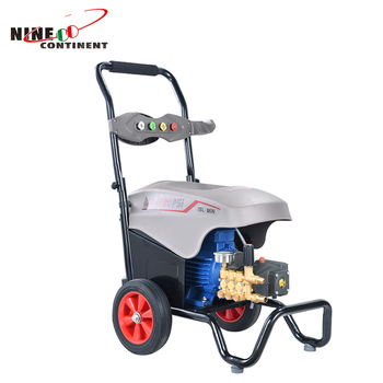 JZ-1890PSI Portable With Wheels Foaming Car Cleaning Electric High Pressure Washer