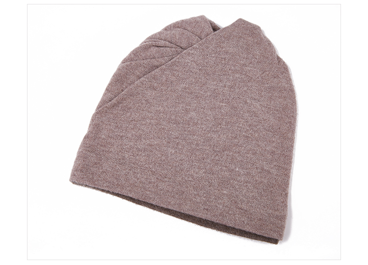 Factory bulk buy custom design wool knitted beanies for winter