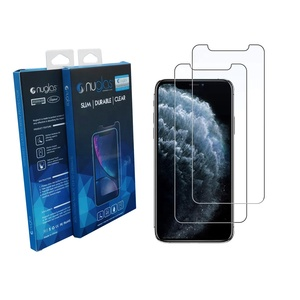Mobile phone front film tempered glass for iphone 11 Pro  with retail package