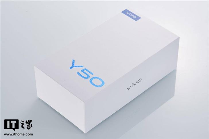 "New Vivo Y50 4G LTE Smart Phone 6.53"" IPS 2340x1080 8GB RAM 128GB ROM 5 Cameras Fingerprint Android 10.0 Phone"