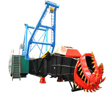 20 Inch Cutter Suction Dredger For Sale Dredging Equipment ...
