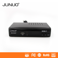 JUNUO TV Receiver OEM ODM Receptor de TV / decodificador / convertidor de TV For Chile