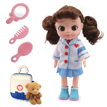 Wholesale Play Set Toy Baby Doll Doctor Doll Set