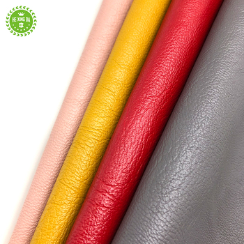 Wonderful eco-friendly soft synthetic leather fabric for clothing