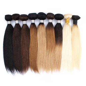 Top Quality Cheap Price Grade Human Hair Weave Bundles Silky Straight Peruvian Virgin Human Hair Extension