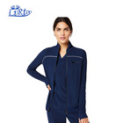 Fashionable hot selling women medical jacket