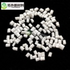 Good Dimensional Stability Pc Abs Plastic Raw Material Granules Pellets