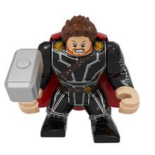 Endgame Heros Star Lord Hulkbusters Infinity War экшн-фигурка модель строительные блоки игрушки Technic подарок для детей(Китай)