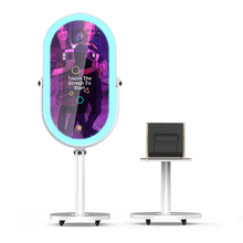 Magic Mirror <span class=keywords><strong>Photo</strong></span> <span class=keywords><strong>Booth</strong></span> Voor Koop Selfie Fotomation Station Portable <span class=keywords><strong>Photo</strong></span> <span class=keywords><strong>Booth</strong></span> Met Touch Screen