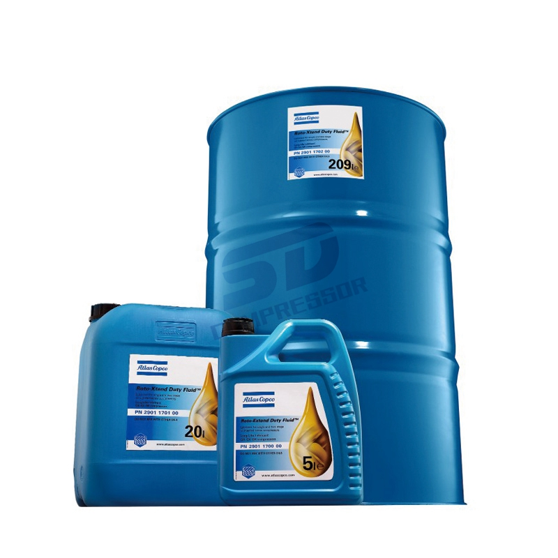 atals copco genuine air compressor lubricating oil synthetic oil for air compressor