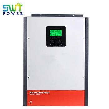 Hybrid Inverter Solar On/off Grid Tie Onduleur Solaire Parallel Connect Pure Sine Wave 3KW 4KW 5KW with Batterie Energy Storage