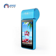 JEPOD <span class=keywords><strong>JP</strong></span>-V6 5.5 pollici <span class=keywords><strong>Pagamento</strong></span> Terminale POS mobile/Portatile Android POS Mobile con Built-in Printer/ Android palmare POS sistema
