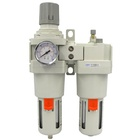 "AC Series Air Filter Regulator Lubricator Air source Treatment Unit AC5010-06 G/NPT 1"" SMC Type"