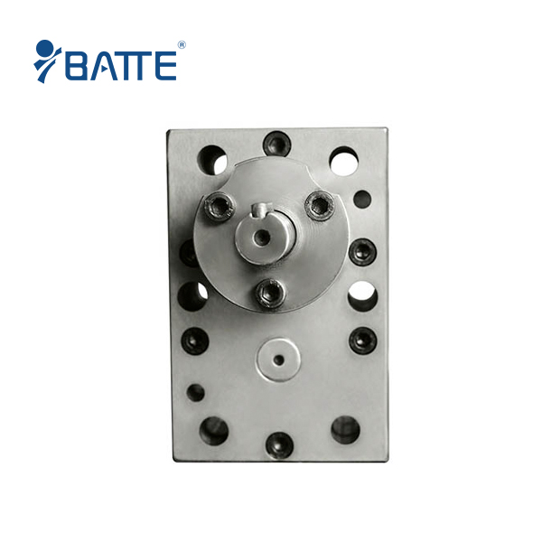 Batte high temperature melt spinning pump