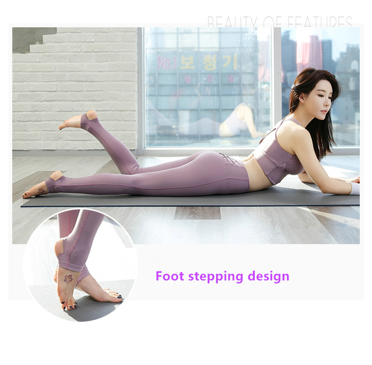 OEM Fitness Equipment Yoga Leggings Girl's Pants