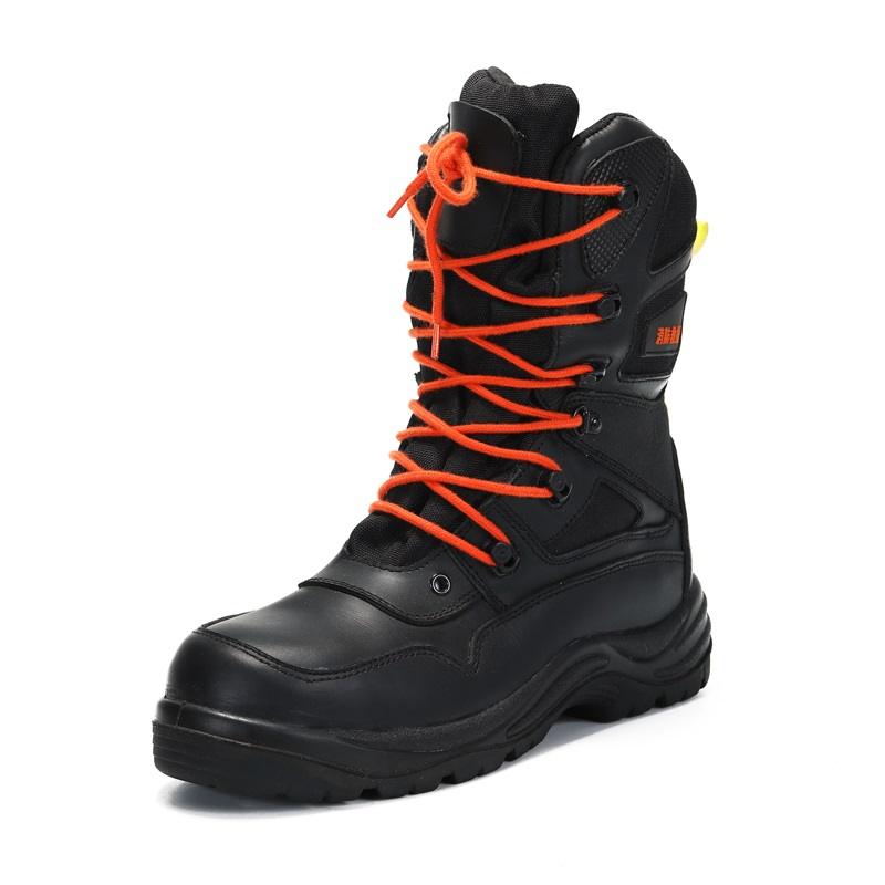 Fire Fighter safety shoes