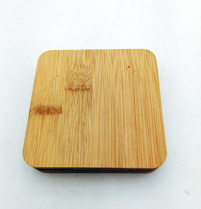 Small bamboo gift box paper box packing