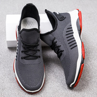 PDEP latest fashion cheap good quality low price no brand sports shoes heel protection walking sport shoes men running sneaker