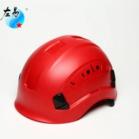 EN397 fall protection equipment PPE safety helmet with fan