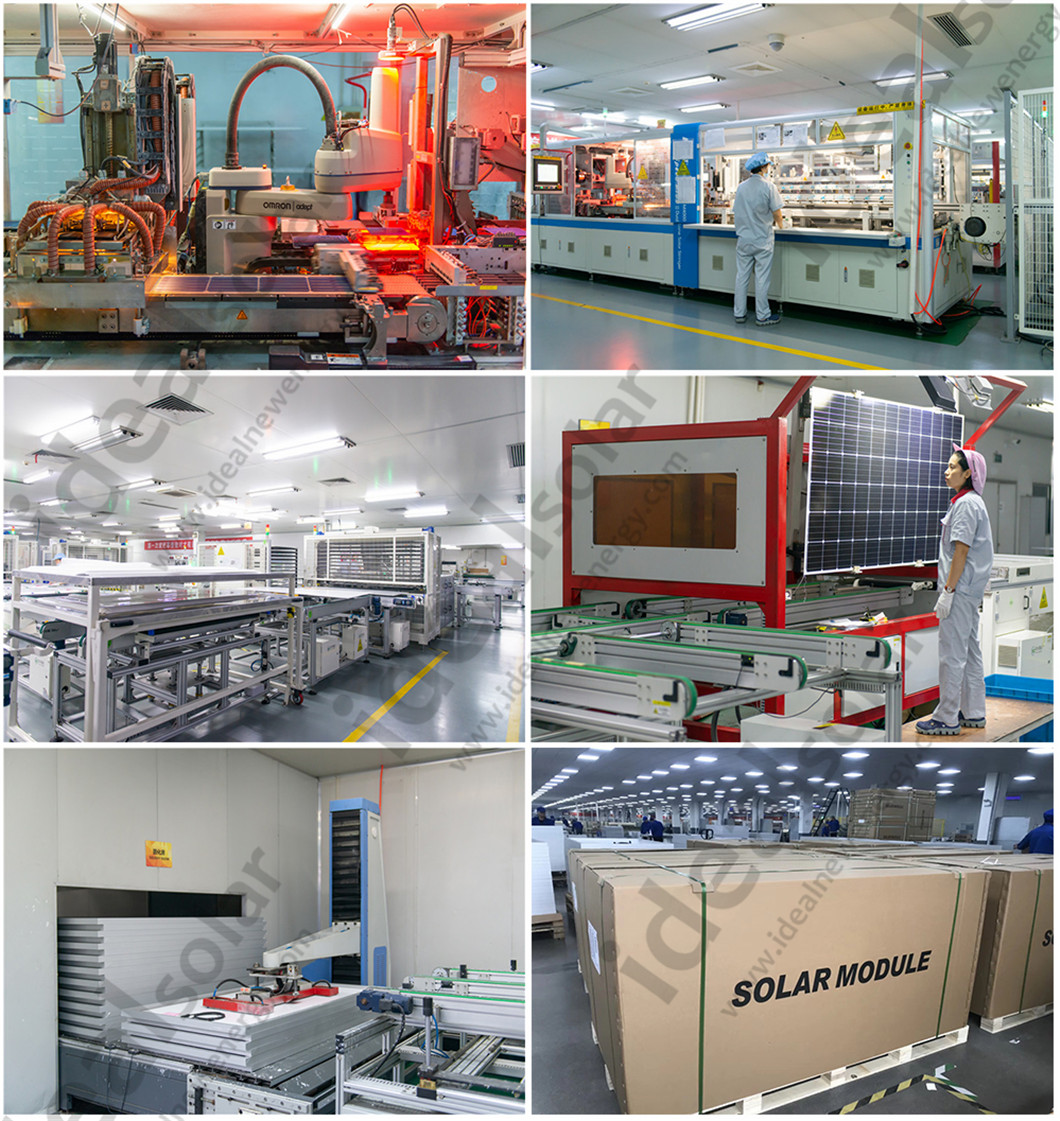 Un grado de células 300 W 310 W 320 W 330 W 340 W 300, 310, 320, 325, 330 W 340 watt panel solar policristalino