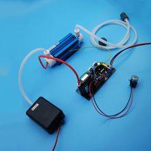 110 В/220 В 12 В/24 В 3g генератор озона с трубкой из кремнезема на выходе Регулируемый озонатор для воздуха + дополнительный аксессуар + бесплатная...(Китай)