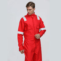 Wholesale factory Industrial 100 cotton Flame fire Retardant welder work protective Clothes