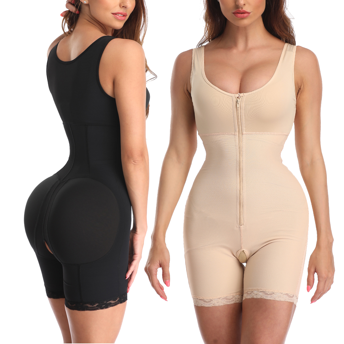 2018 Trendy Tummy Control Shapewear Body Shaper Factory Directly With OEM Service