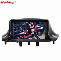 KiriNavi android 9.0 7'' touch screen car dvd player for Renault Megane 2009 - 2016 with gps dvd 2 din android auto multimedia