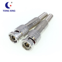 Hot sale products bnc male connector waterproof bnc connector