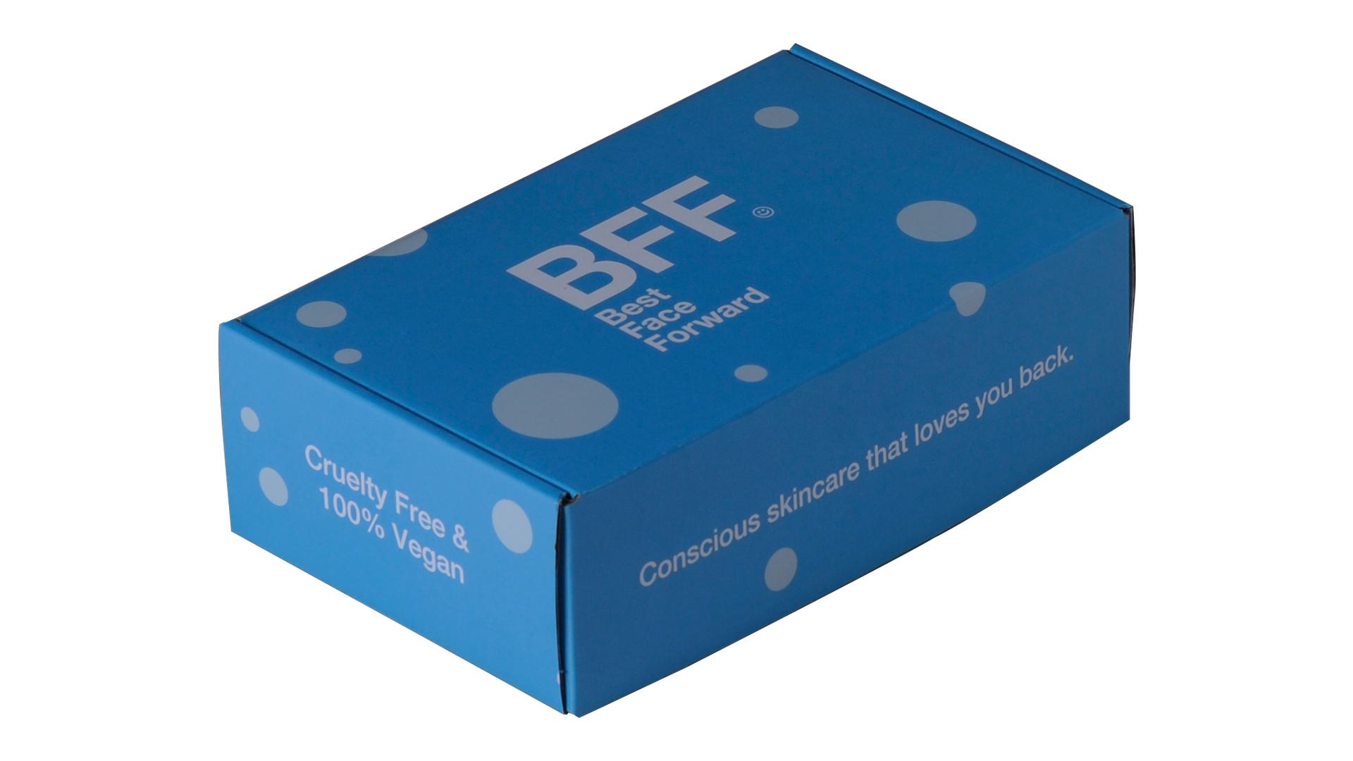 A7 Pas Cher Personnalisé boîtes postales En Carton Ondulé Pliant 4 Couleur Impression Logo Imprimé Vêtement Emballage Personnalisé boîte en carton ondulé