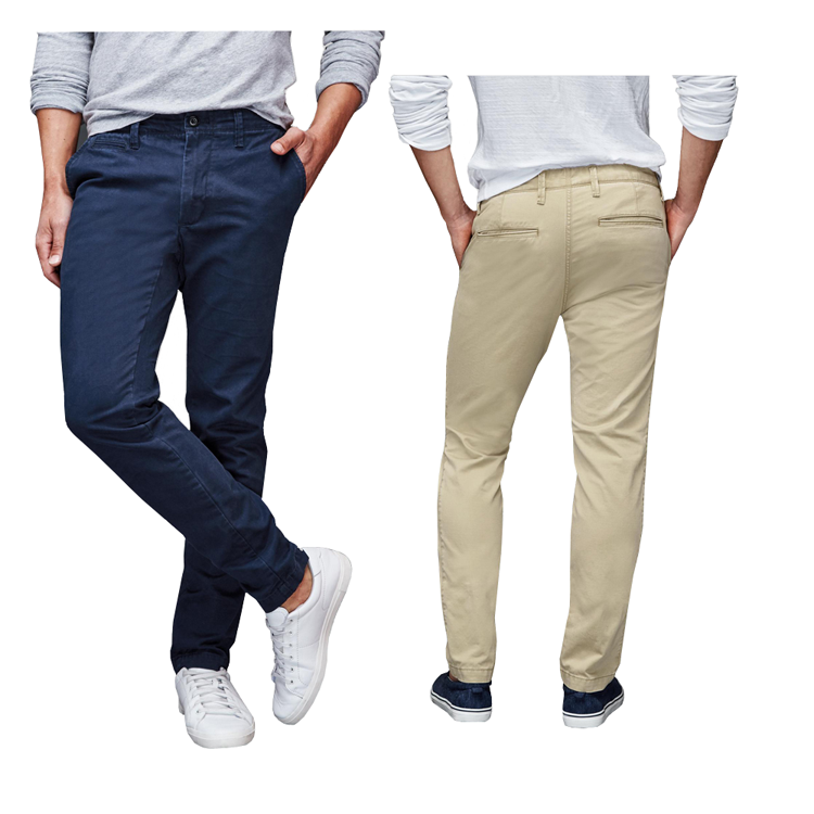 ผ้าฝ้าย100%บุรุษc hinoผู้ผลิตบุรุษสีกากีกางเกงสีกากีบุรุษบางc hino