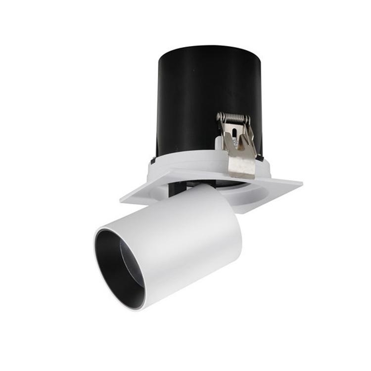 Spot Light Adjustable 355 Degree Downlight Cheap Aluminum Case CREE Chip