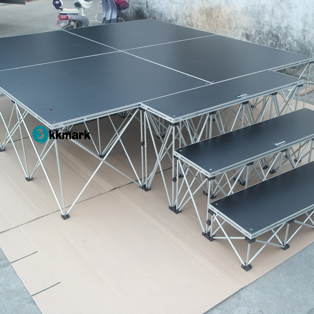 2019 hot selling portable modular mobile <strong>stage</strong> for sale