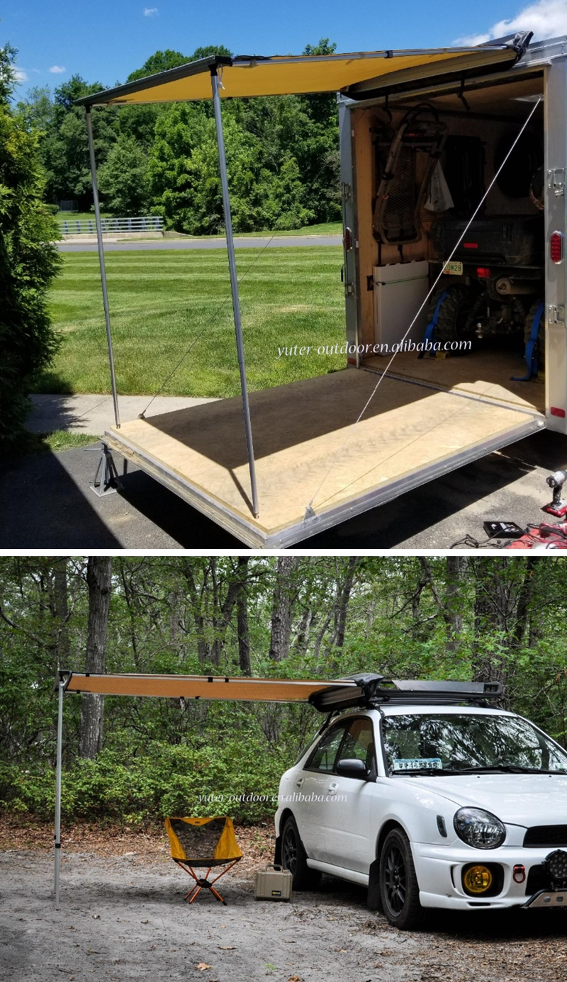 Car Roof top Awnings Camper Out Awning