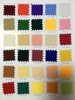 Polyester Colors Chart 1