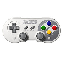 8Bitdo SN30/SF30 Pro Bluetooth Wireless Gaming Controller สำหรับ Nintendo Switch Gamepad/MacOS/Android/Raspberry pi/Windows