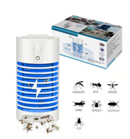 2019 New Indoor Plug-in LED UV Light Insect Trap Bug Zapper