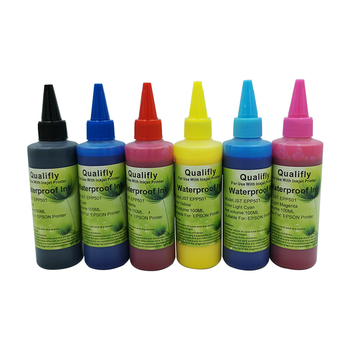 High Quality Pigment 100Ml Waterproof Digital Dye Sublimation JST EPS501 Ink For Epson Printer