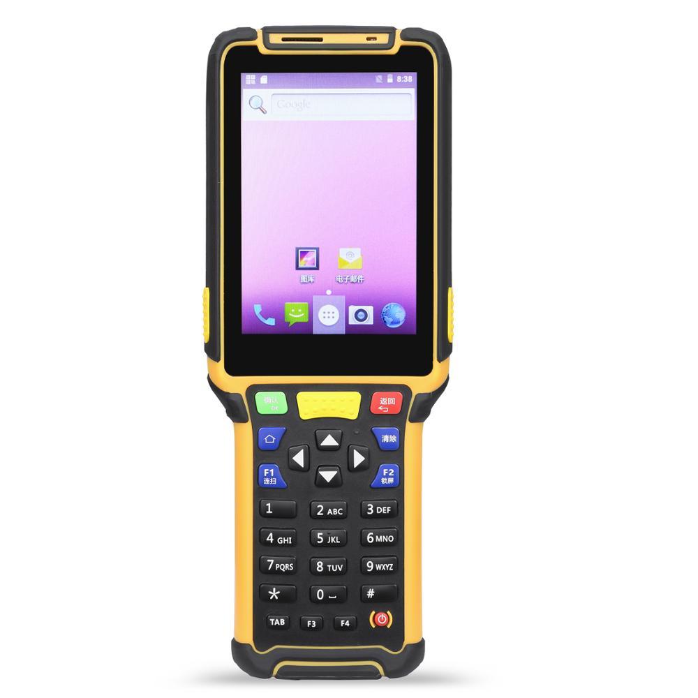 TS-801 industriel Robuste rfid lecteur supermarché WIFI lecteur de codes barres Date collecteur PDA Android