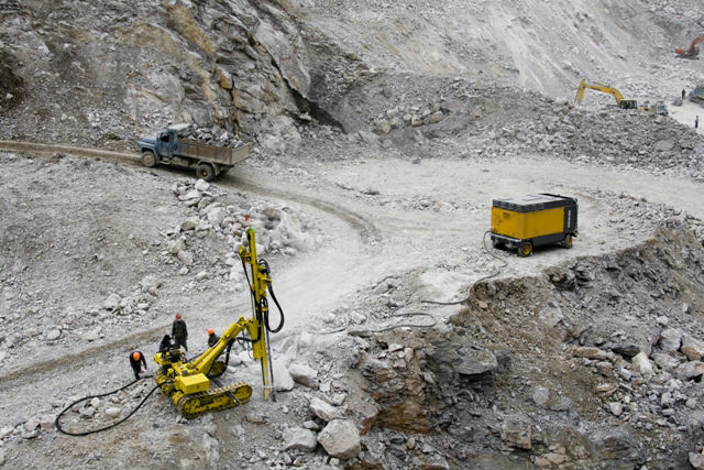 Mining Crawler Drilling rigs for sale
