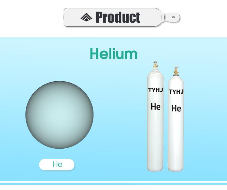 2017 Nuevo oxígeno argón hidrógeno helio nitrógeno Gas cilindro