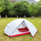 4 Season Tent Aluminium Alloy Camping Outdoor Waterproof Family Tent Fishing Hiking Double Layers Beach Large Tent Luxury Tents