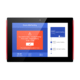 10.1 Inch Capacitive Touch Panel Poe Android Rj45 Port Mini Computer Meeting Room Booking Tablet