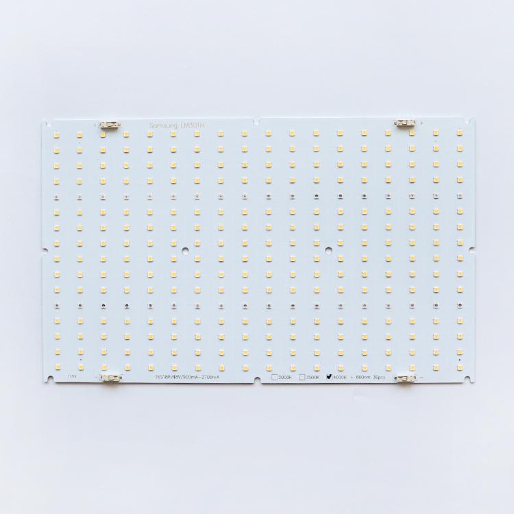 QB board,4 Pieces, Warm white