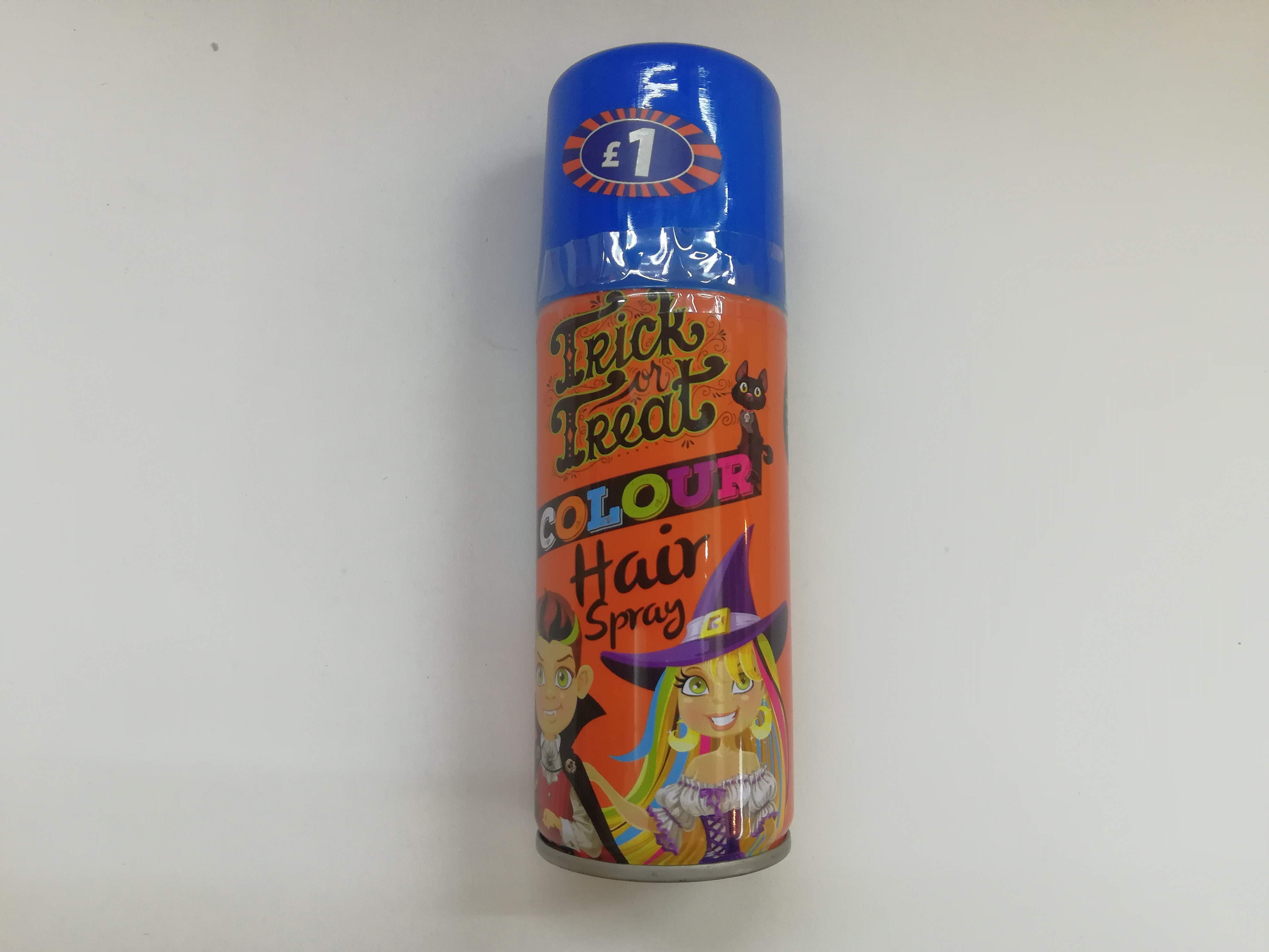 100ml Color Hair Spray For UK Market