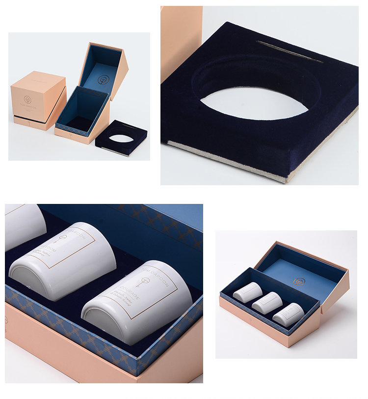22 Year Oem Service Custom High Quality Multipurpose Rigid Box Packaging For Cosmetic And Candle