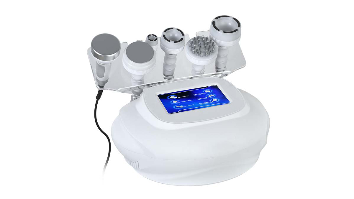 80K 40 K 25K Vacuum Ultrasonic Cavitation RF Mesin/RF Melangsingkan Mesin Vacuum Kavitasi