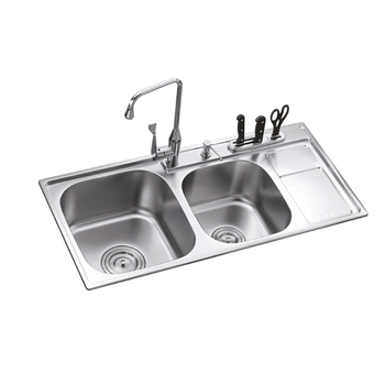 Ds 95456 Stainless Steel Sink Cabinet